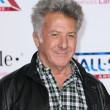 El actor Dustin Hoffman no quiso perderse el evento