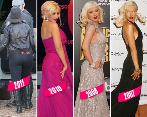 Christina Aguilera, Jennifer Hudson, Michael Jackson - Christina