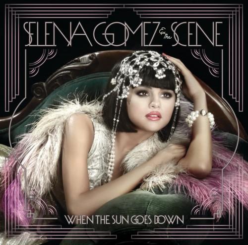 Selena Gomez, Britney Spears, Katy Perry - Selena Gomez ha presentado la portada de su nuevo álbum